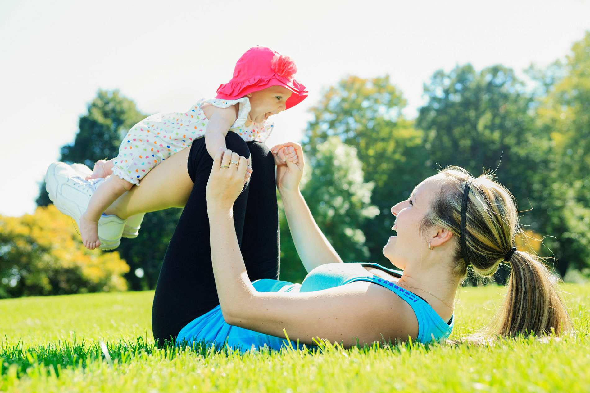 Sporten na bevalling